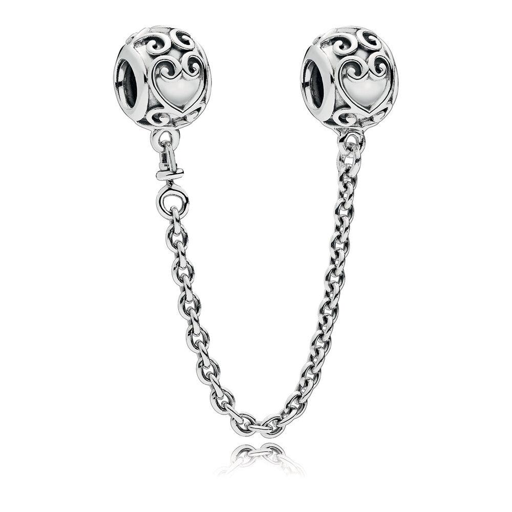 Chaine Pandora Chaine Bracelet Securite Securite D2WE9YIH