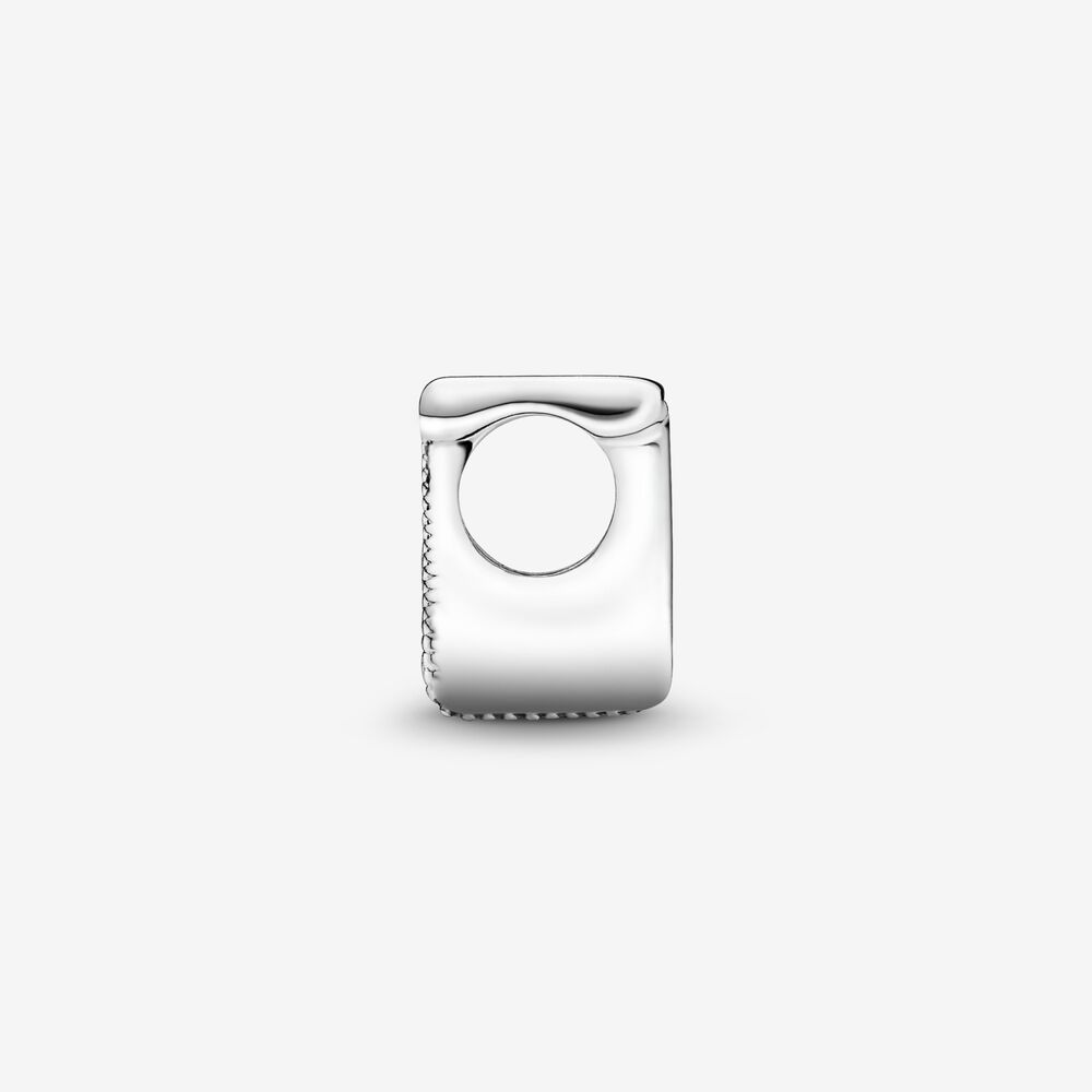 Letter T Alphabet Charm Sterling Silver Pandora Canada