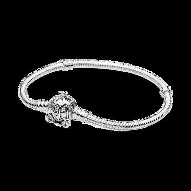 Bracelet Pandora Moments à fermoir en forme de carrosse de Cendrillon de Disney
