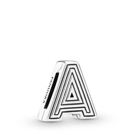 Pandora Reflexions™ Letter A Charm