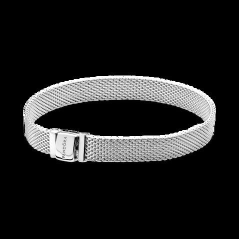 Bracelet en maille Pandora Reflexions