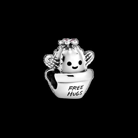 Charm Cactus «Free Hugs»