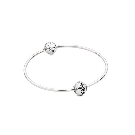 L'Ensemble-cadeau bracelet Idole COLLECTION ESSENCE AMOUR - PANDORA - #B800468