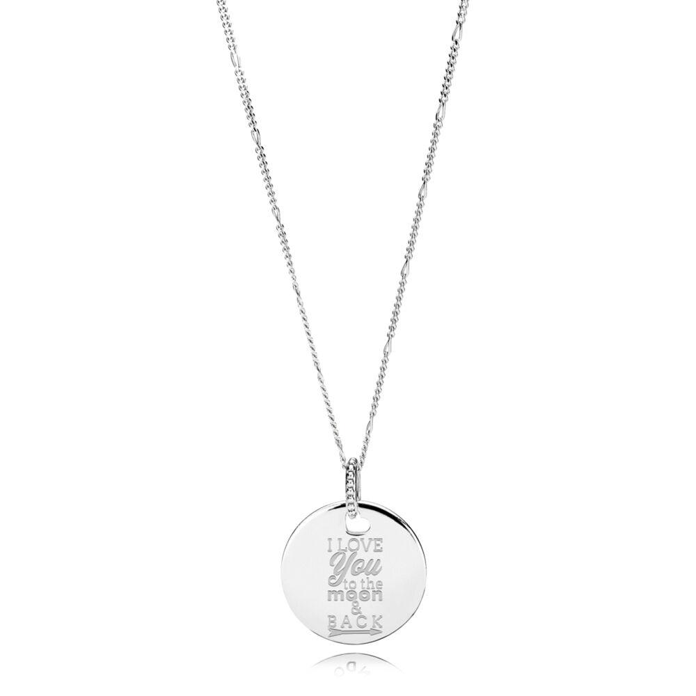 af6f7d977f1d I Love You to the Moon   Back Necklace