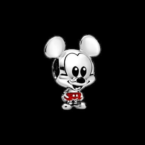 Charm Disney Pantalon rouge de MickeyMouse