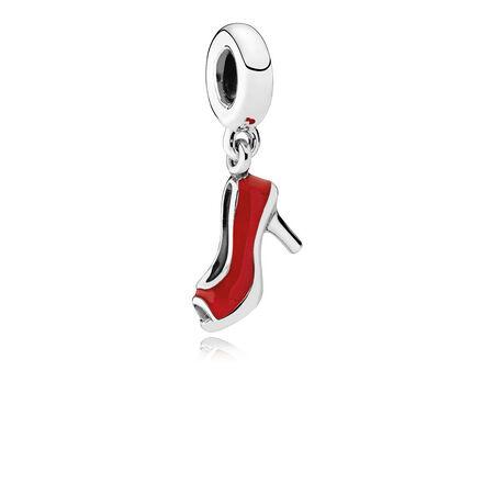 Red Stiletto, Red Enamel