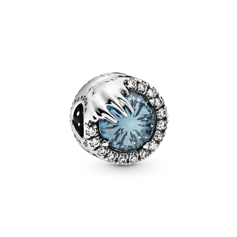 Disney Frozen Winter Crystal Charm