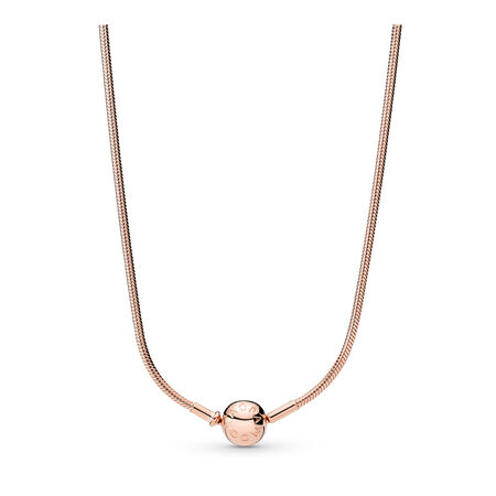 ESSENCE Necklace, PANDORA Rose™