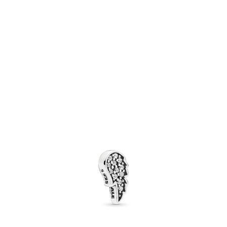 Mini symbole de conseils, cz incolore, Argent sterling, Aucun autre matériel, Aucune couleur, Zircon cubique - PANDORA - #792158CZ