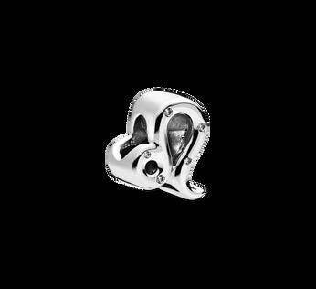 Charm du zodiaque scintillant du Lion