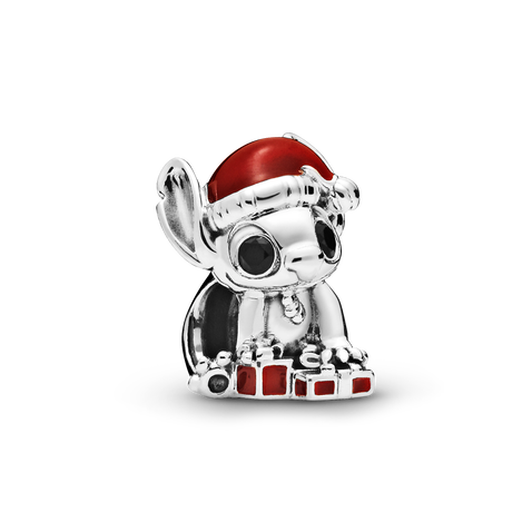 Disney Stitch Christmas Charm