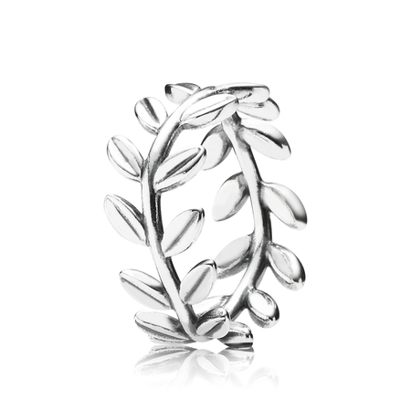 Laurel Wreath Ring