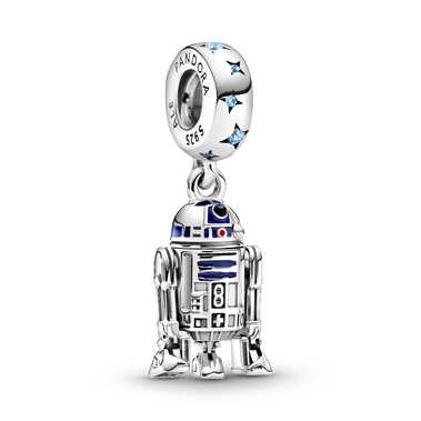 Breloque R2-D2 de Star Wars