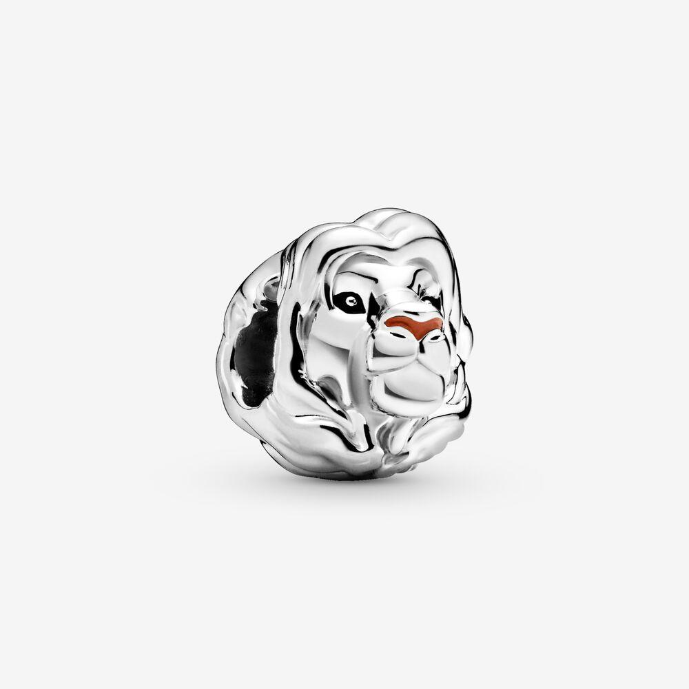 charm pandora roi lion