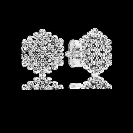 Snowflake, Clear CZ
