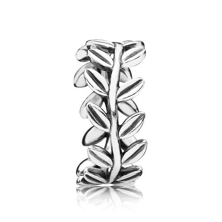 Laurel Wreath Ring, Sterling silver - PANDORA - #190922