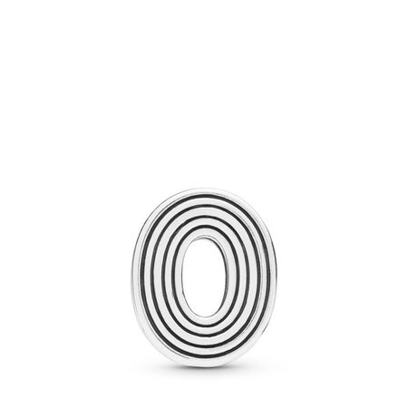 Pandora Reflexions™ Letter O Charm