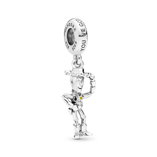 Disney Pixar Toy Story Woody Dangle Charm