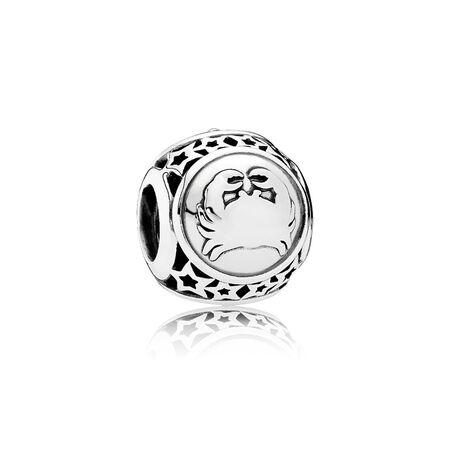 Cancer Star Sign, Sterling silver - PANDORA - #791939