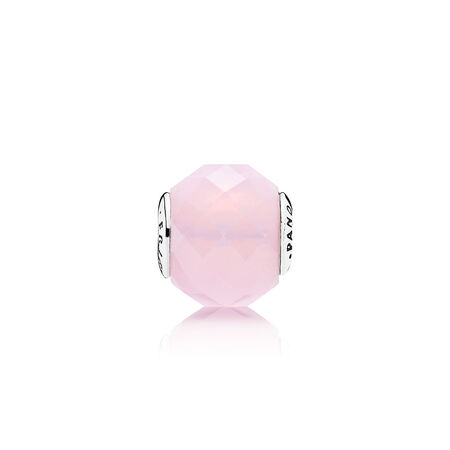 AMITIÉ, cristal rose opalescent