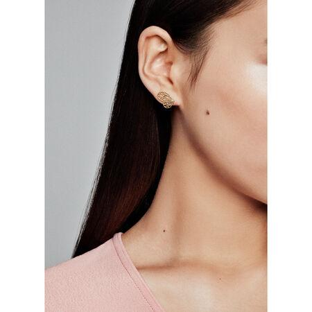 Boucles d'oreilles Papillons ajourés en édition limitée