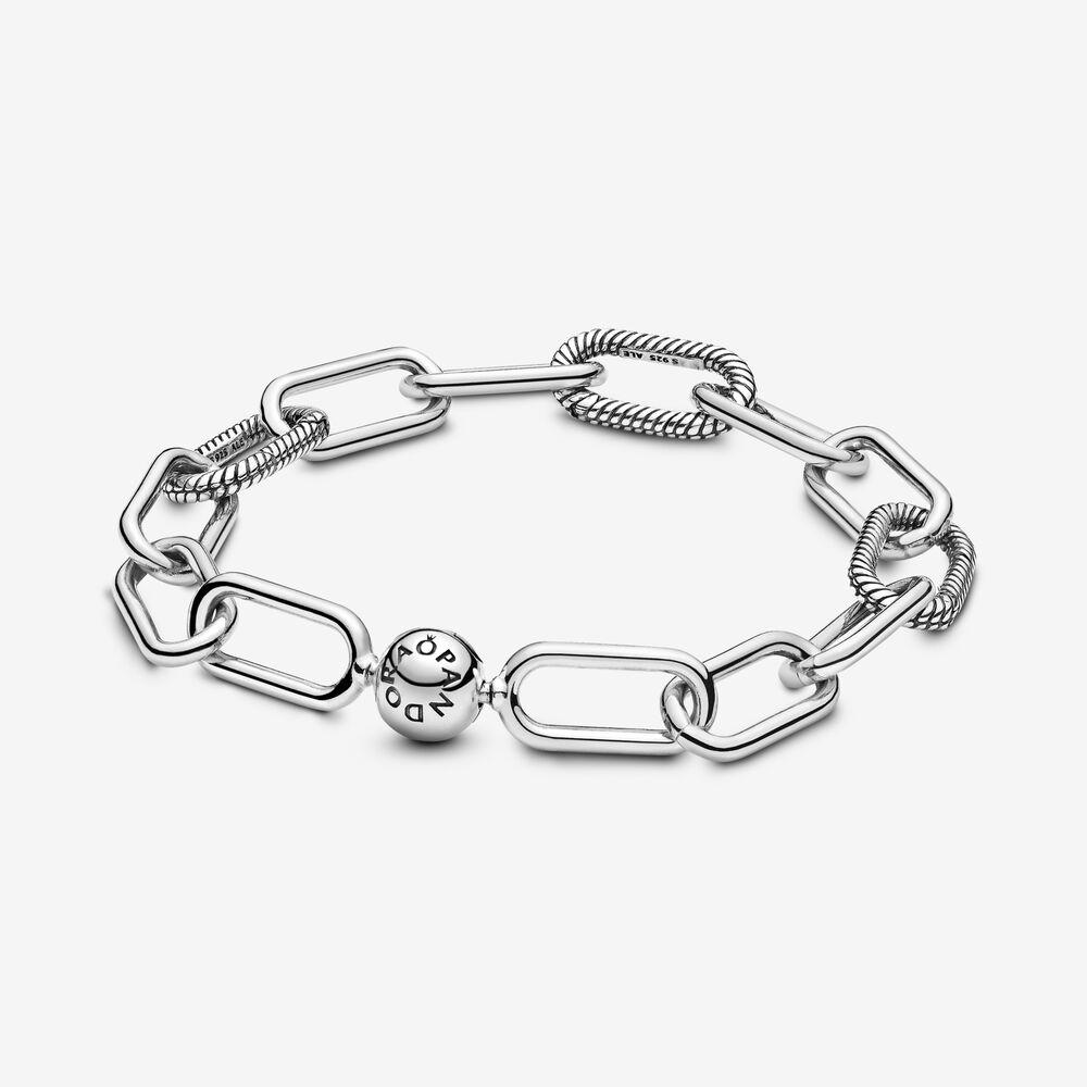 Bracelet Lien fin Pandora Me   Argent sterling   Pandora Canada
