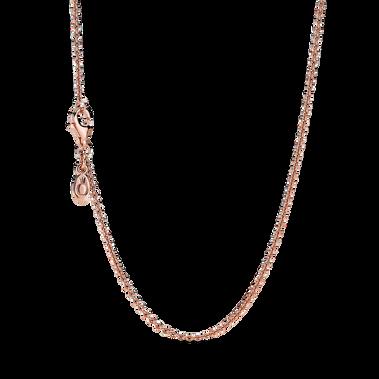 Collier chaîne forçat classique