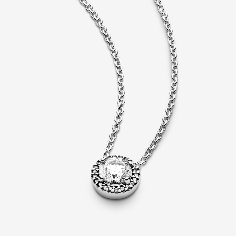 collier en argent brillant wow