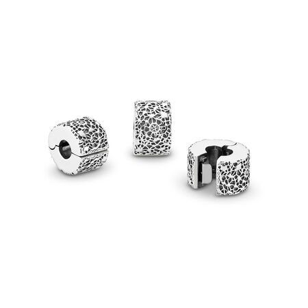 Layers of Lace, Sterling silver - PANDORA - #791758