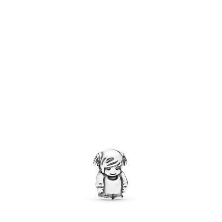 Little Girl Petite, Sterling silver - PANDORA - #796312