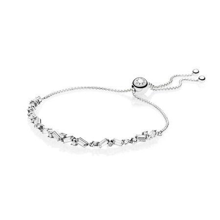 Glacial Beauty Sliding Bracelet