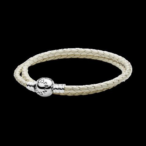 Cuir blanc d'ivoire - VENTE FINALE