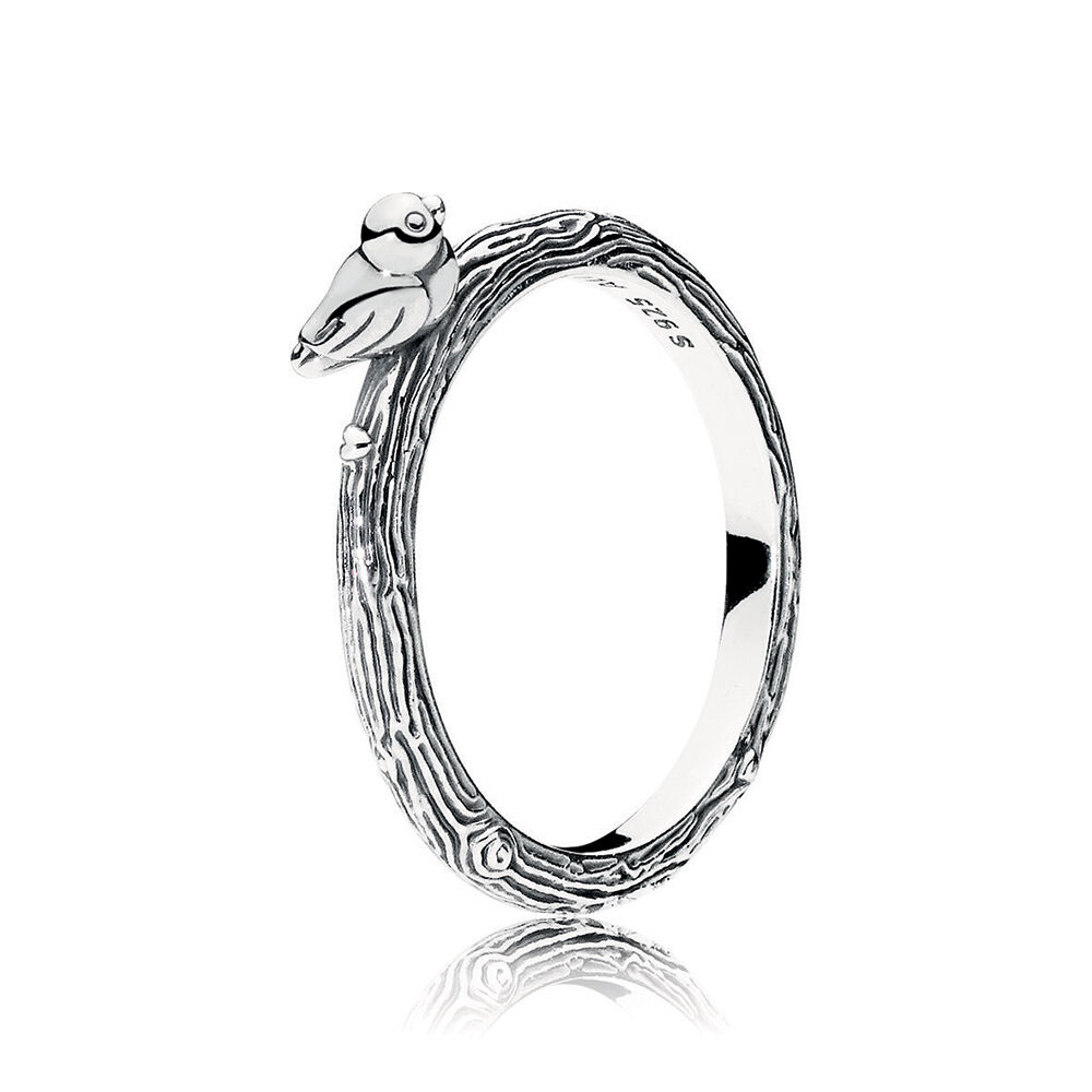 Limited Edition Spring Bird Ring Pandora Jewellery