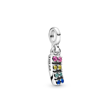Mini charm-pendentif Couleurs de la Fierté Pandora ME