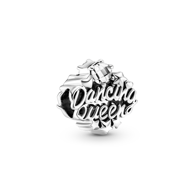 Openwork Dancing Queen Charm
