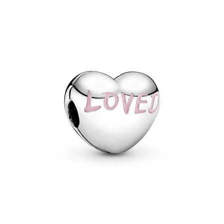 Loved Heart Clip