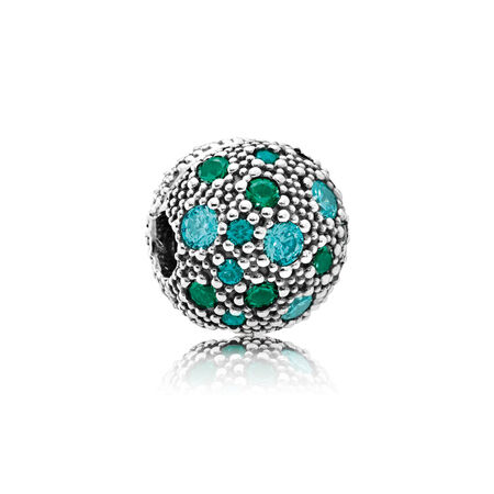 Cosmic Stars, Multi-Colored Crystals & Teal CZ