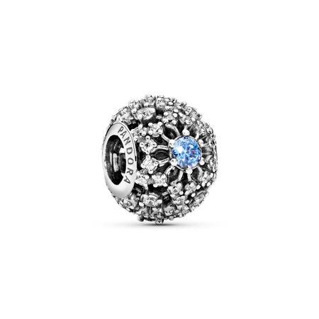 Disney, Souhait de Cendrillon, Argent sterling, Aucun autre matériel, Aucune couleur, Zircon cubique - PANDORA - #791592CFL