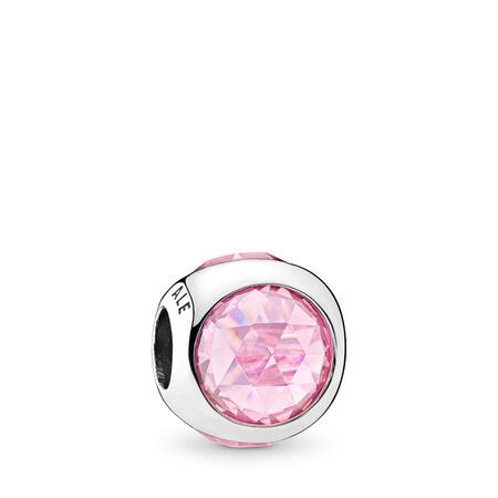 Radiant Droplet, Pink CZ