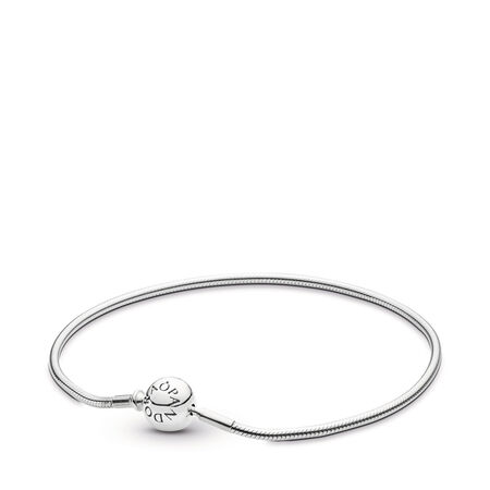 ESSENCE COLLECTION, Sterling Silver Bracelet, Sterling silver - PANDORA - #596000