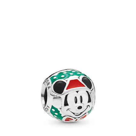 Disney, Santa Mickey Charm