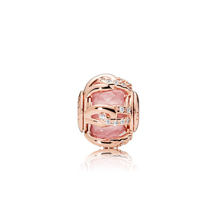 Bonds Of Love Essence Charm Pandora Rose Blush Pink