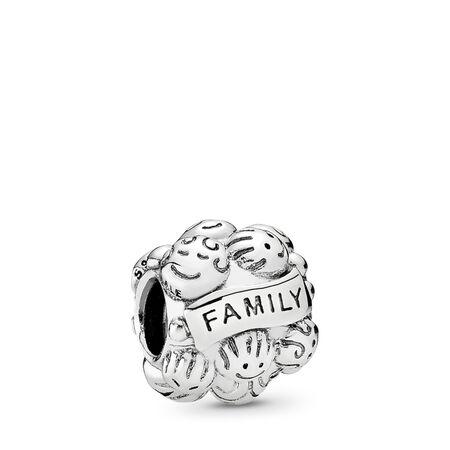 Love & Family, Sterling silver - PANDORA - #791039