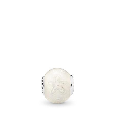 JOY, Transparent White Enamel