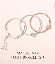 Magasinez Tout Bracelets