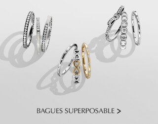 Bagues Superposable