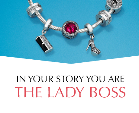 In your story you are The Lady Boss.