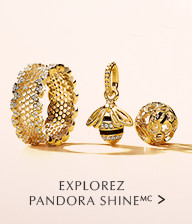 Explorez Pandora Shine