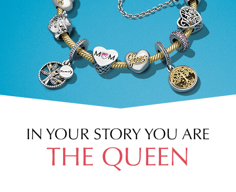 In your story you are The Queen.