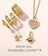 Shop All PANDORA Shine.